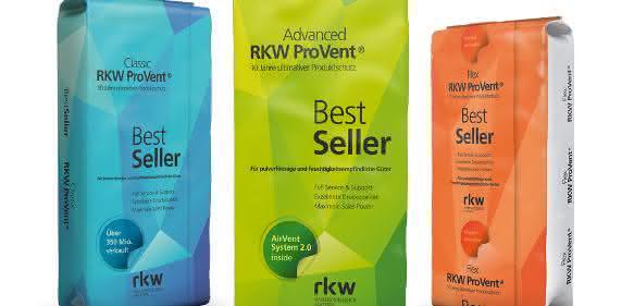 Mehr als fünf Millionen investiert RKW in die Kapazitätsausweitung und Flexibilisierung der Bedruckung von Kunststoffsäcken. (Bild RKW)