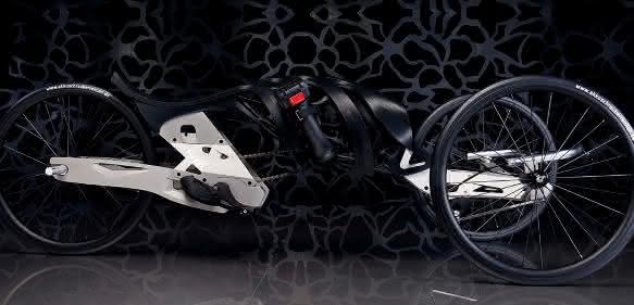 Ein 3. Preis für die neue Interpretation der Seifenkiste unter Verwendung 3D-gedruckter, selbsttragender, bionischer Strukturen.
