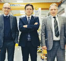 Massimo Sandri, Fabrizio Pierini, Mario Mattia