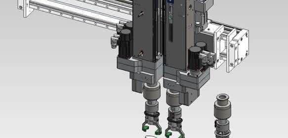 Rotations-Hub-Modul