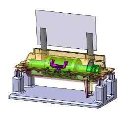 Folien-OLED-Display (FOLED)