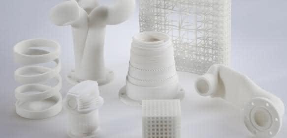 Bauteile aus Vestosint