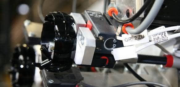 Gimatic System mit CAD-Daten