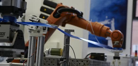 Digitale Fabrik der FH Technikum Wien