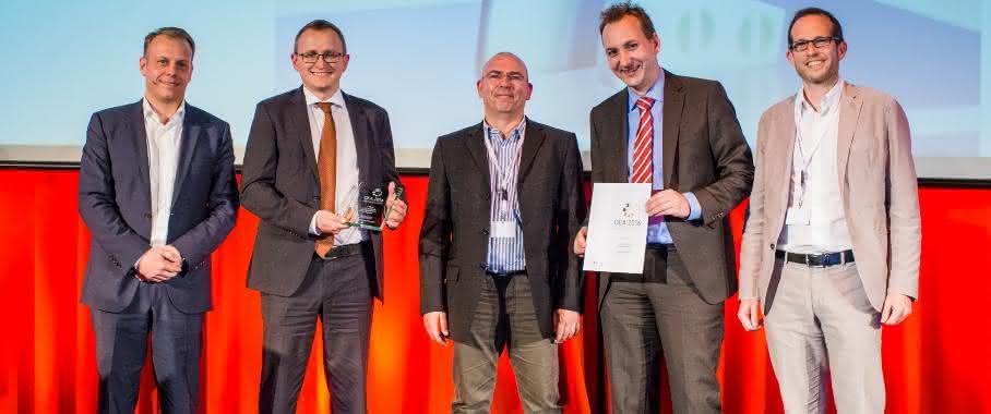 Initiative Deutschland Digital verlieh Digital Economy Award