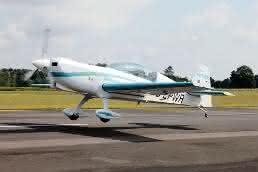 Flugzeug mit Siemens-Elektromotor