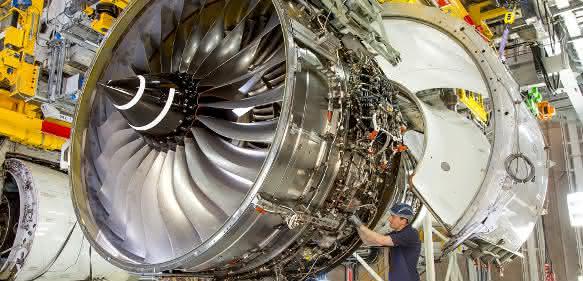 Trent-Triebwerke von Rolls-Royce