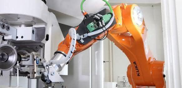 KR Agilus small robot