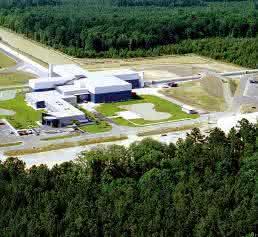 LIGO-Detektor in Louisiana