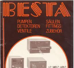 BESTA-Katalog 1985