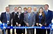 Neue Gebäude in UK und Irland: Datalogic feierte Eröffnung. (Foto: Datalogic)