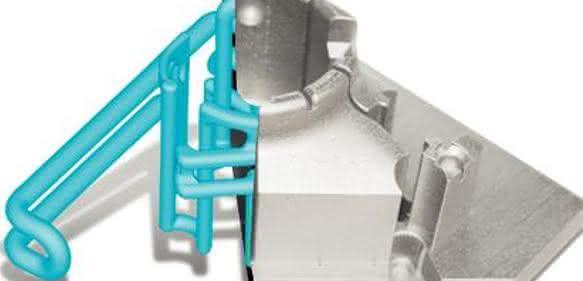 Additive Fertigung: Kühlzeiten beim Spritzguss reduzieren
