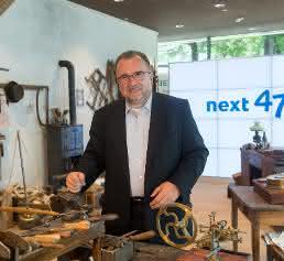 Siegfried Russwurm, Siemens Technologievorstand