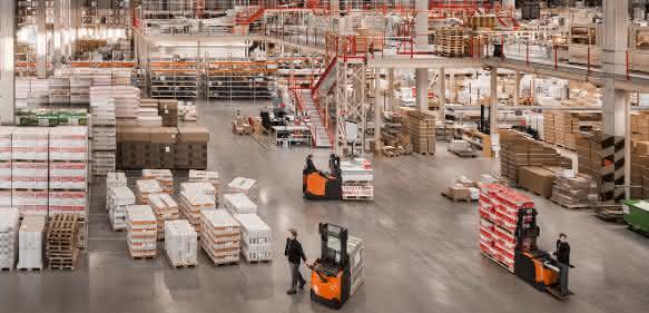 Toyota Material Handling gründet neue Finanzierungsgesellschaft