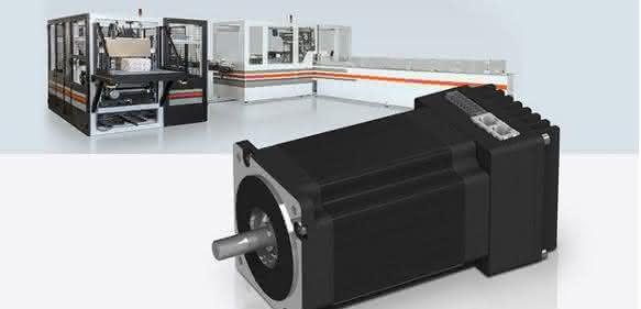 Servoantrieb Ecompact 34 light von Jenaer Antriebstechnik