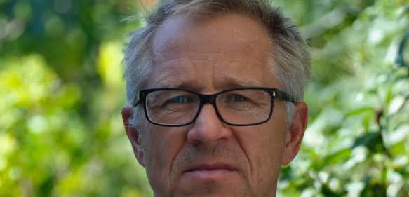 Prof. Dr. Reinhard Zeidler. (Quelle: Helmholtz Zentrum München / Sanni Fackler)