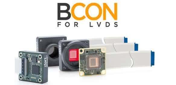 Anzeige - Produkt der Woche: Bildverarbeitung - LVDS + definierte Bildübertragung = BCON
