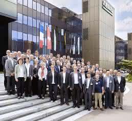 Arburg Supplier Workshop Teilnehmer