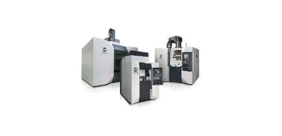 Haas Schleifmaschinen Multigrind