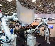 Roboterumsätze weiter im Aufwind: Neuer Rekord für die Robotik