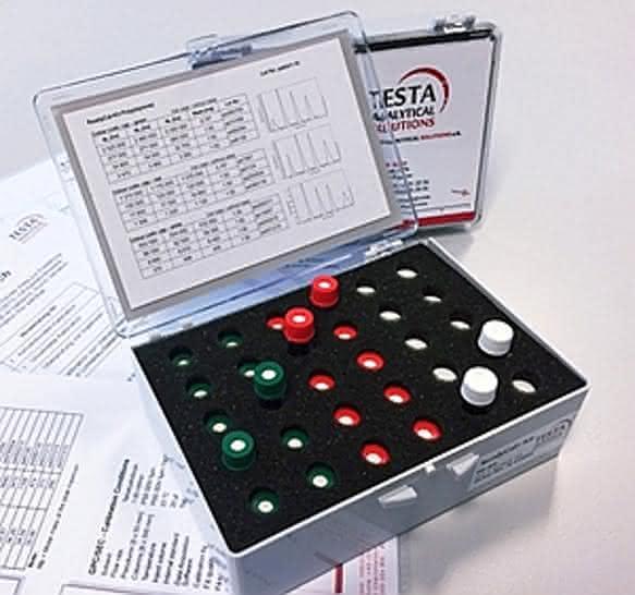 ReadyCal®-Kit zur Kalibrierung von GPC/SEC-Systemen