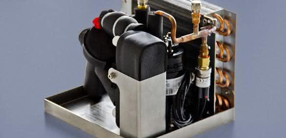 Kompressor-System für die Kühlung