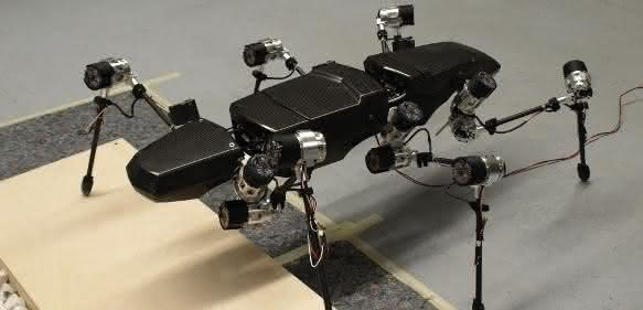 Hector (HExapod Cognitive auTonmously Operating Robot)