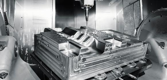 5-Achsen-Komplettbearbeitung