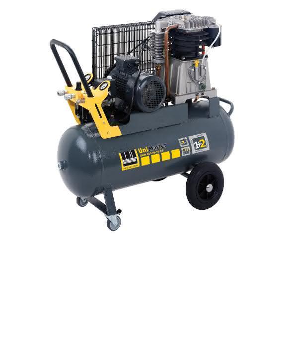 Kolbenkompressor Schneider Druckluft