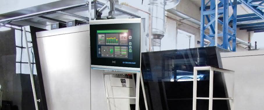 Prozessüberwachung und Simulation bei Möhling