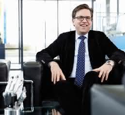 Henrik A. Schunk, geschäftsführender Gesellschafter Schunk