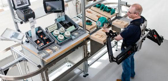Future Work Lab auf dem Fraunhofer-Campus in Stuttgart-Vaihingen