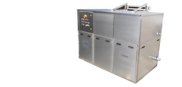 Schmitt Ultraschalltechnik Entstützung von 3D-Drucken