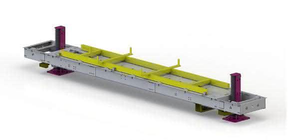 Leantechnik Hub-Senkfoerderer