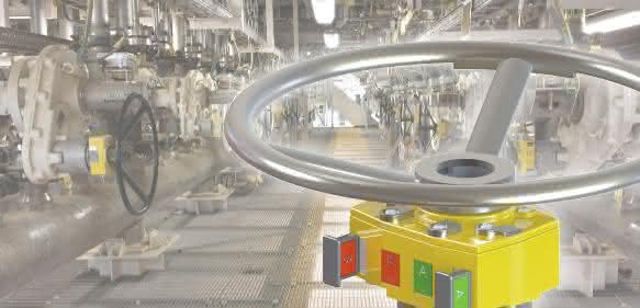 Armaturverriegelung von CEA Chemie- und Energie-Armaturen
