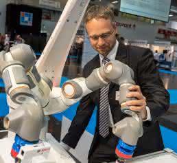 Roboter in mittelständischen Betrieben