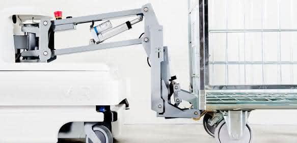 Hook Mobiler Roboter