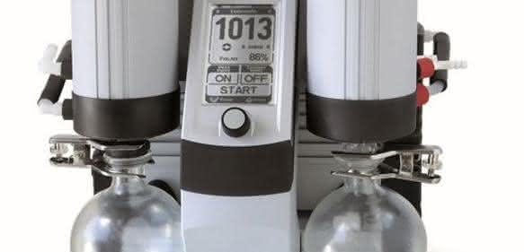 Vakuumpumpsystem