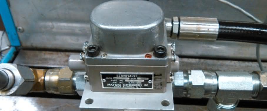 Das Fluidtechniklabor der der Universität von Saskatchewan betreibt seit 53 Jahren ein Servoventil der Baureihe Moog 21 – und wurde damit Sieger des Wettbewerbs.