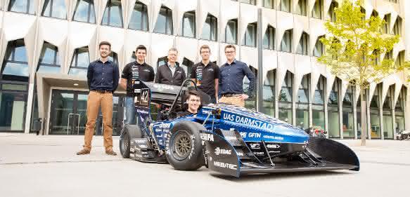 Formula Student Team Hochschule Darmstadt