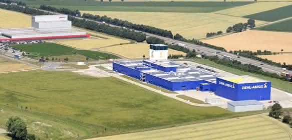 Ziehl-Abegg: Neubau im Gewerbepark Hohenlohe