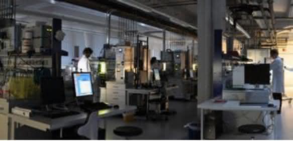 Technikum des Instituts für Bio- und Lebensmitteltechnik