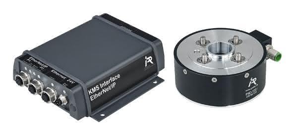 IPR Kraftmomentensensor-Schnittstelle