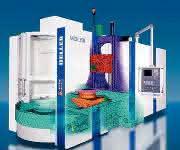 Software: Simulation im  Werkzeugmaschinenbau