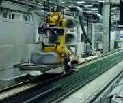 Beladung von Werkzeugmaschinen