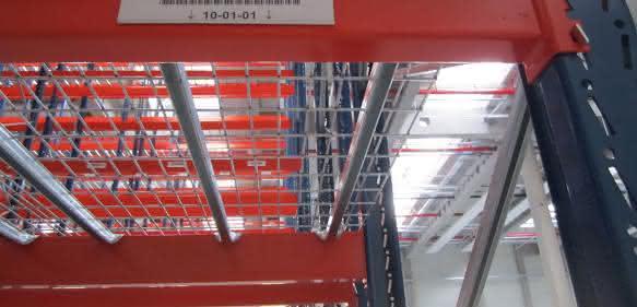 Berger Betriebseinrichtungen Gitterböden aus verpresstem Rundstahl