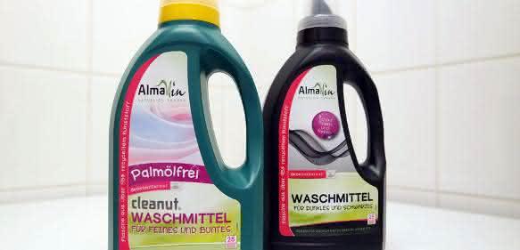Flaschen aus Sekundärrohstoffen