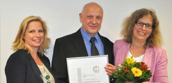 Geschäftsführerin Alexandra Knauer