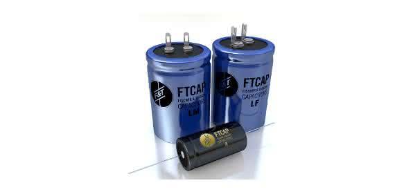 Aluminium-Elektrolytkondensatoren  FTCAP
