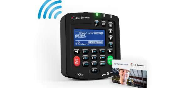 ID Systems VAC4 RFID Card